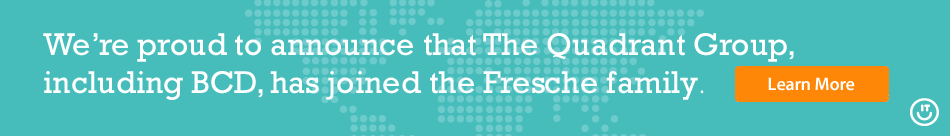The Quadrant Group has joined the Fresche family.