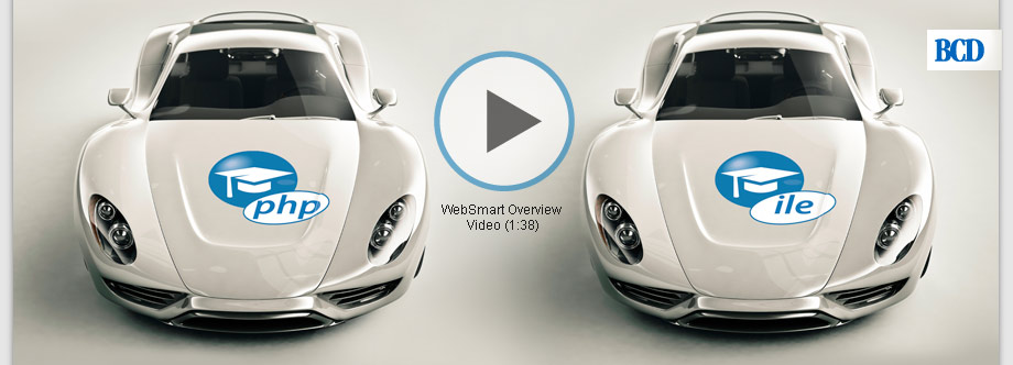 View a WebSmart Overview Video (1:38)