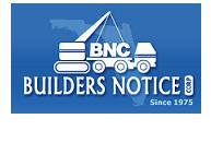 Builders Notice Corporation logo