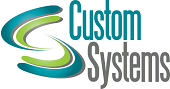 Custom Systems Corporation logo